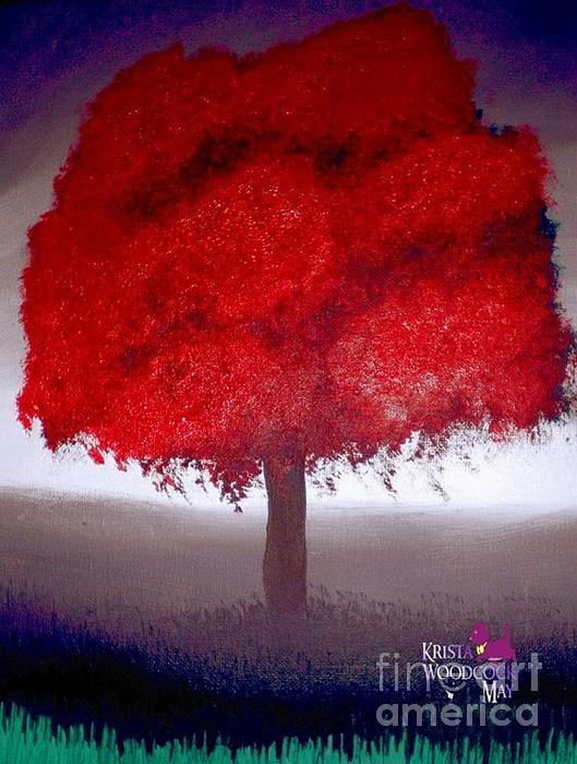 Krista May - Tree of Strength