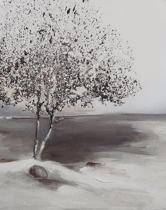 Kathy Garcia - Tree Study 2