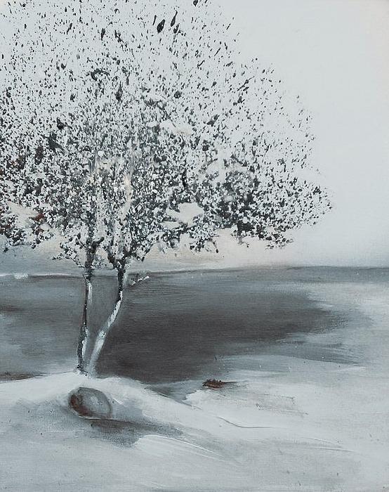 Kathy Garcia - Tree Study