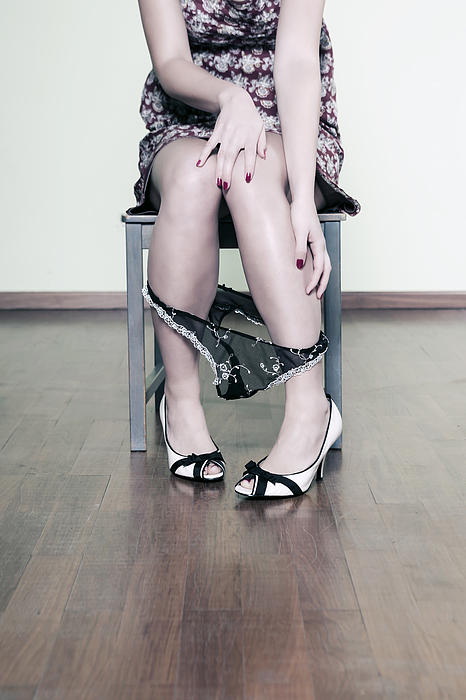 Underpants Print by Joana Kruse