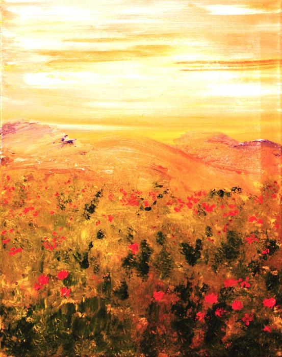 Evelina Popilian - Wild Roses
