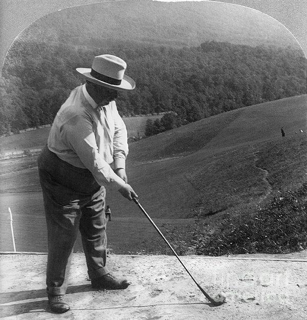 William Howard Taft Print by Granger