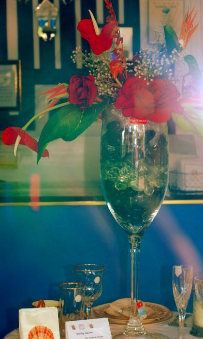 Andrea Simon - Wine Glass