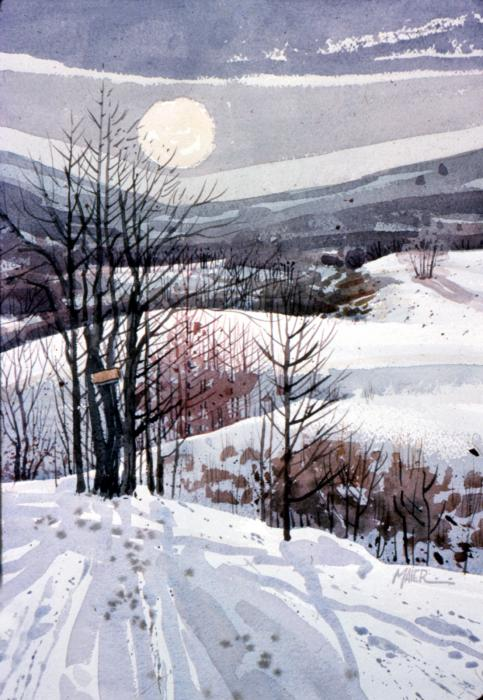 Donald Maier - Winter Solstice