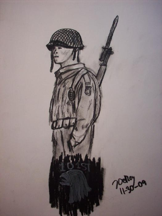 Ww2 Drawings