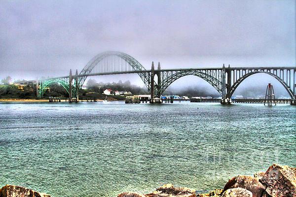 Christian Flores-Munoz - Yaquina Bay Bridge