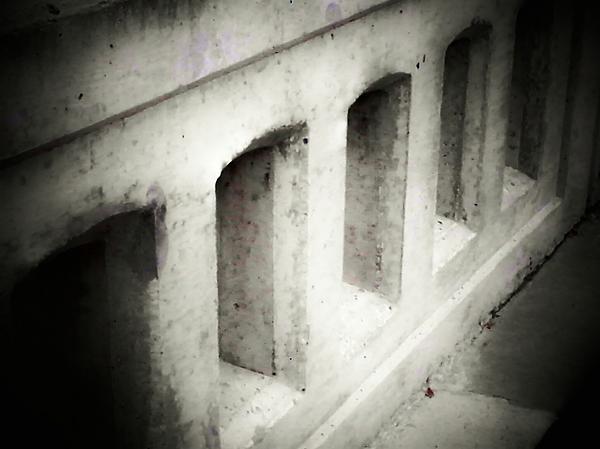 Michael L Kimble - Bridge Detail