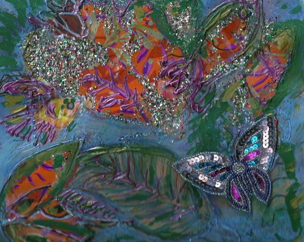 Untitled Print by Anne-Elizabeth Whiteway