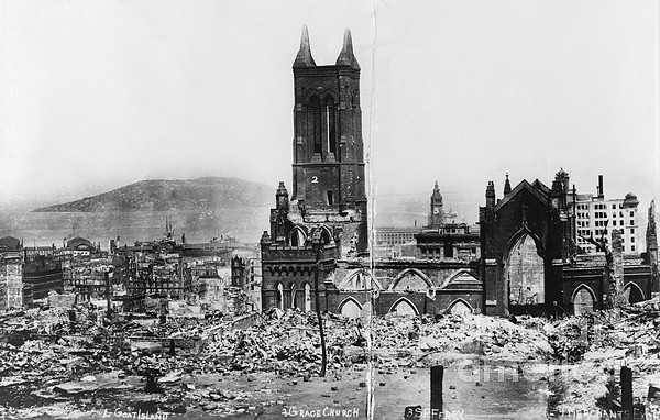 an overview of the 1906 earthquake in san francisco Collection overview 1906 earthquake damage in san jose and san some commercially produced photographs taken in san francisco following the disaster of 1906.