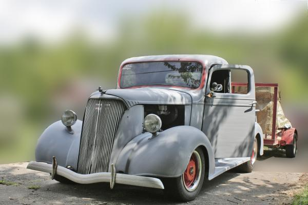 1937 chevy photograph   1937