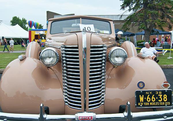 1938 Buick 2087 Photograph