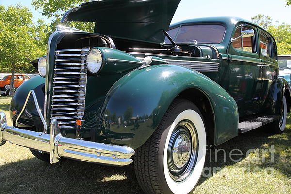 1938 Buick Special . 5d16227 Print by Wingsdomain Art and Photography
