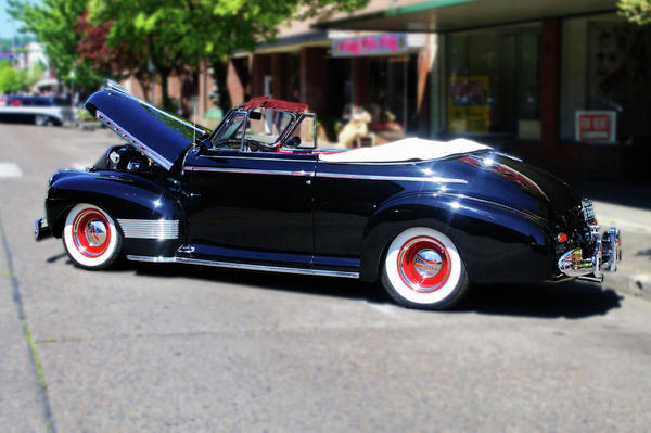 1941 chevrolet convertable