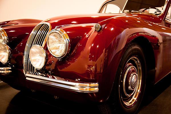 David Patterson - 1952 Jaguar XK120