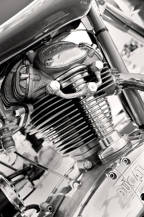Marley Holman - 1959 Ducati Americano