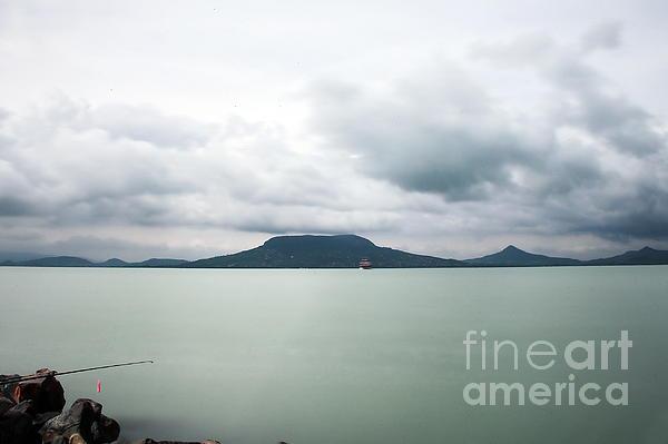 Landscape Print by Odon Czintos