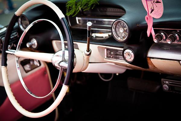 David Patterson - 1959 Cadillac Convertible