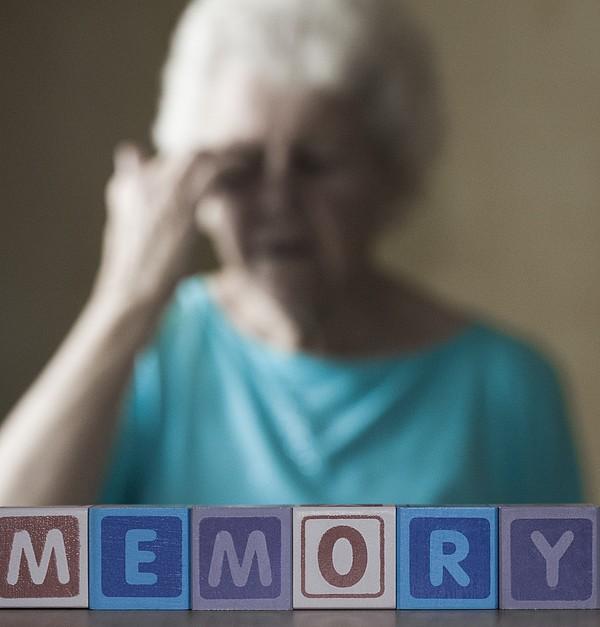 Alzheimer's Disease, Conceptual Image Print by Cristina Pedrazzini