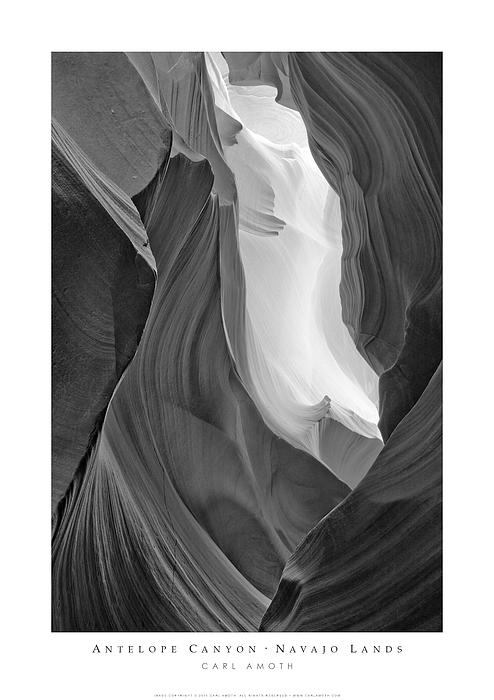 Antelope Canyon Photograph