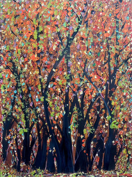 Sue Holman - Autumn Forest
