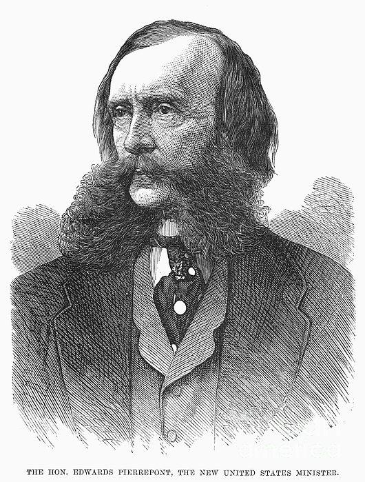 Edwards Pierrepont Print by Granger