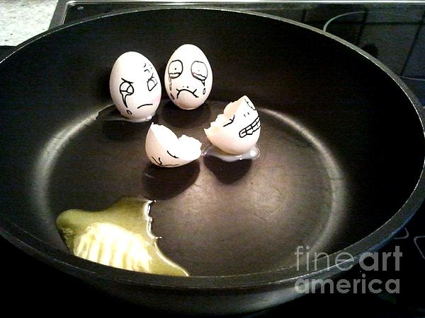 Christine Huwer - Egg