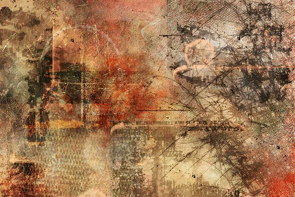 Entropy Print by Christopher Gaston
