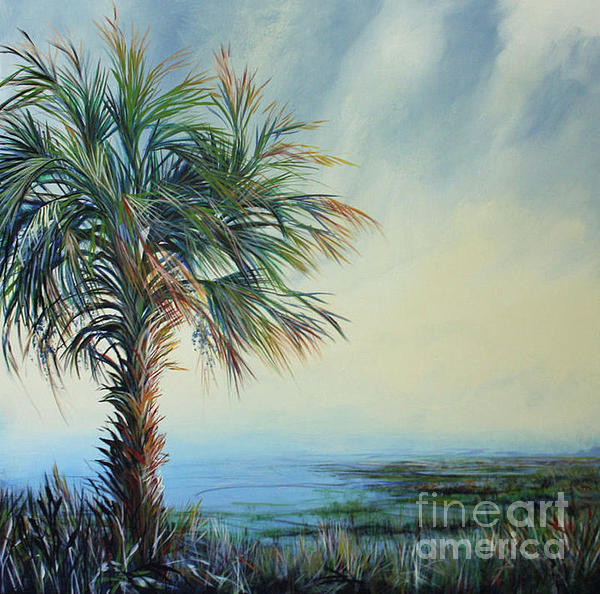 Florida Horizons Painting