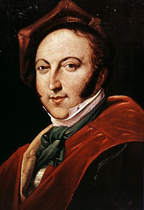 Gioacchino Rossini Print by Granger
