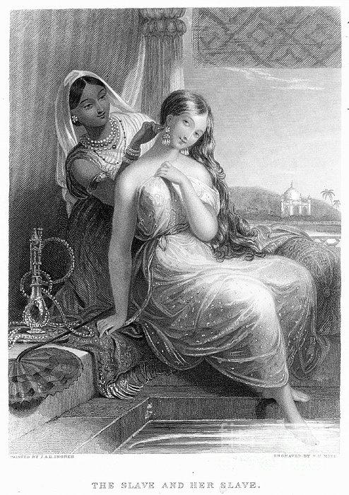 Harem Print by Granger