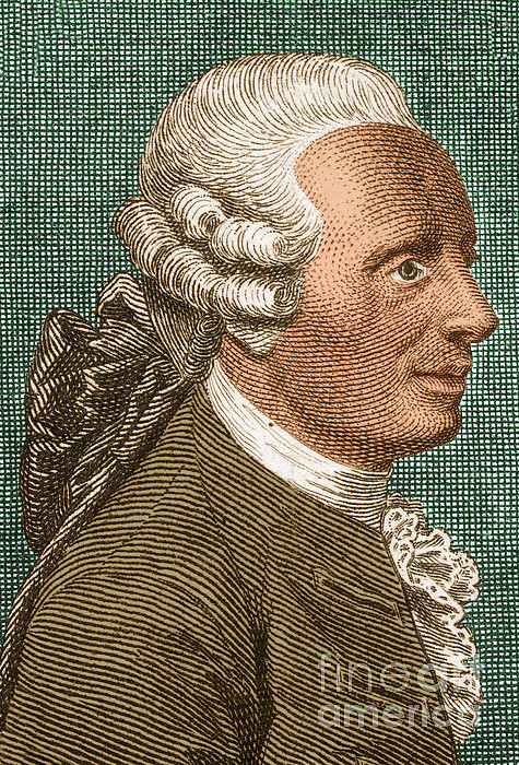 Jean Le Rond Dalembert, French Polymath Print by Science Source
