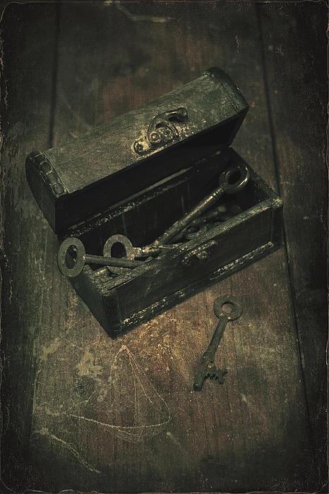Keys Print by Joana Kruse