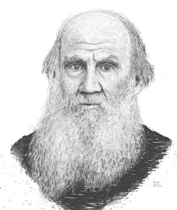 Count Leo Tolstoy s