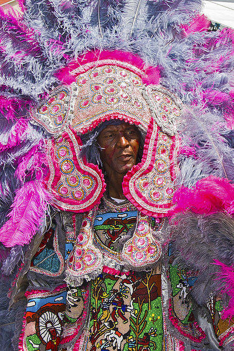 Terry Finegan - Mardi Gras Indians