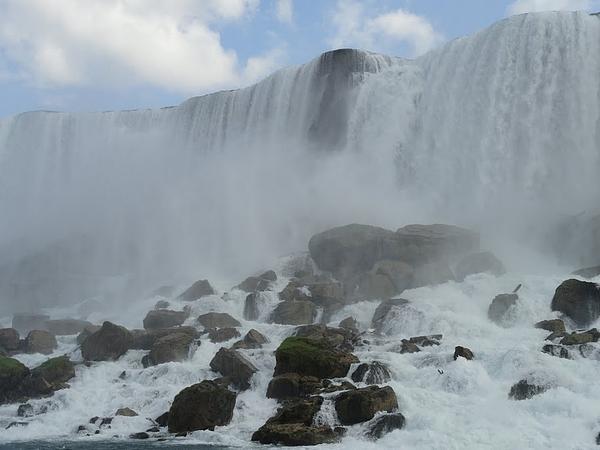 Anand Swaroop Manchiraju - Niagara Falls