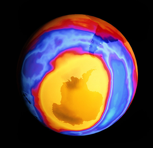 nasa ozone hole - photo #29