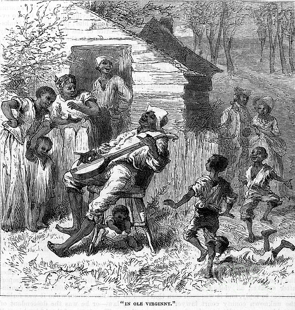 Plantation Life Print by Granger