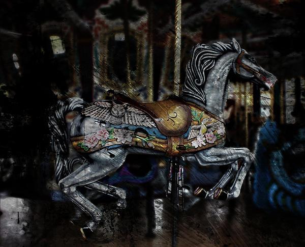 Larysa Luciw - Ride Me
