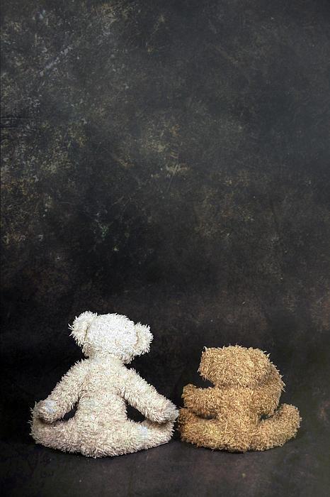 Teddy Bears Print by Joana Kruse