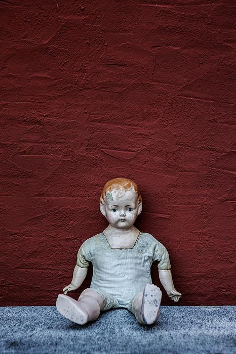 The Doll Print by Joana Kruse
