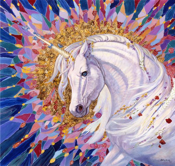 Silvia  Duran - Unicorn II