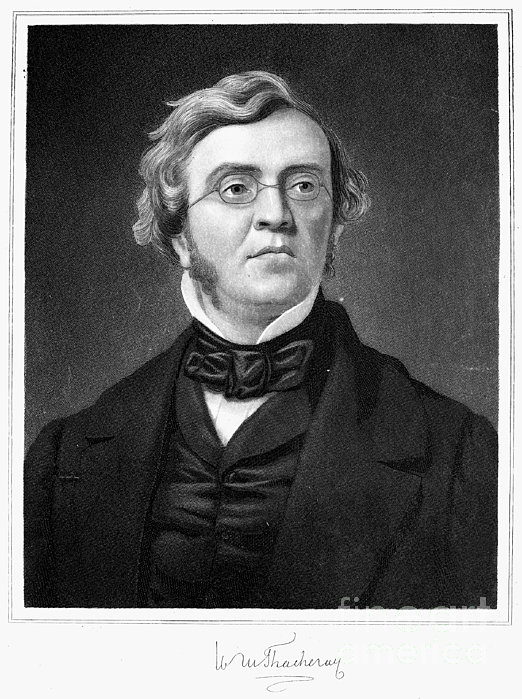William M. Thackeray Print by Granger