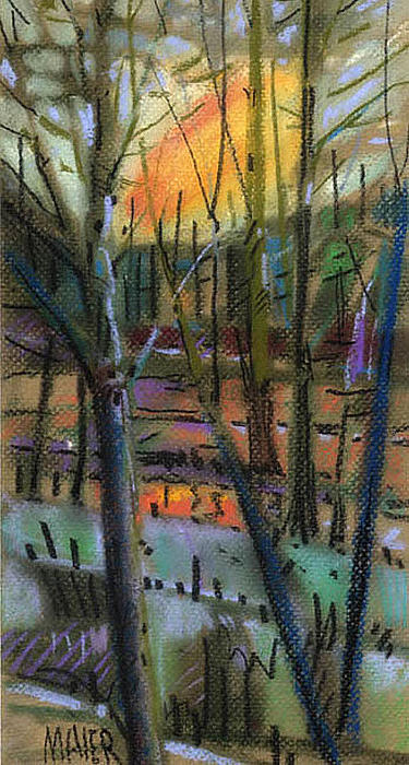 Donald Maier - Winter Solstice