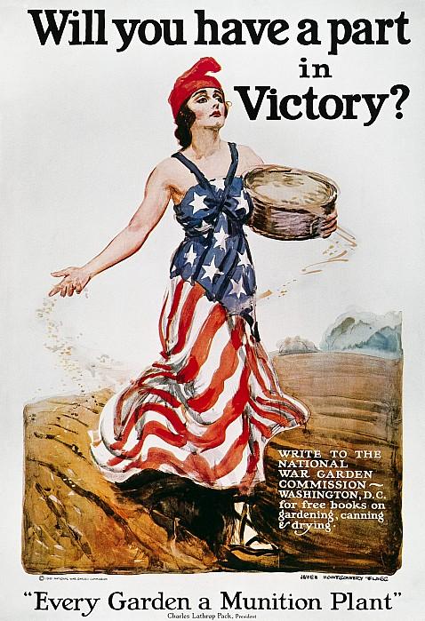 World War I: U.s. Poster Print by Granger