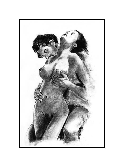 Art Print by Marek Burbul