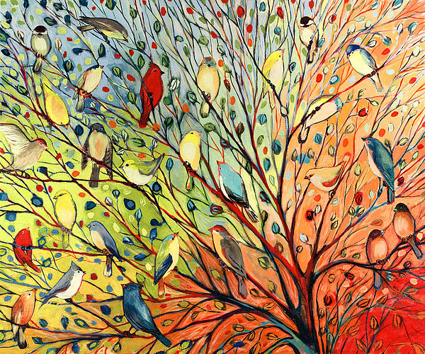Jennifer Lommers - 27 Birds