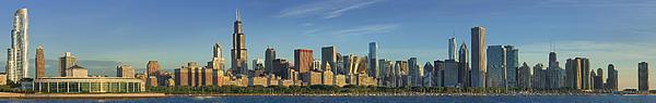 Donald Schwartz - Chicago Skyline
