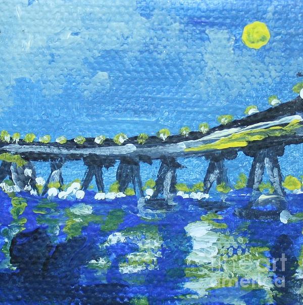 Anastasia Podolskaya - Coronado Bridge