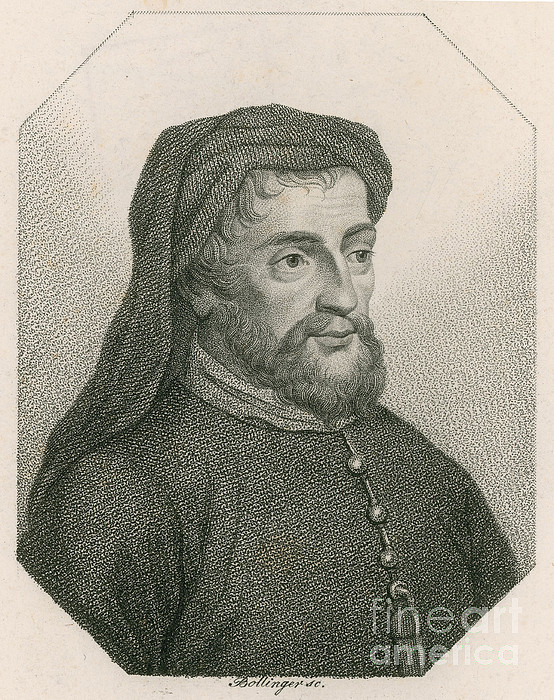 Why Chaucer is called the father of English poetry?