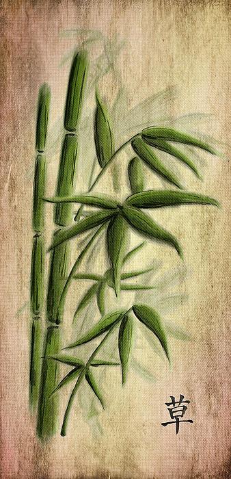 Grass Print by Svetlana Sewell